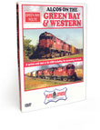 Alcos on the Green Bay & Western DVD Video