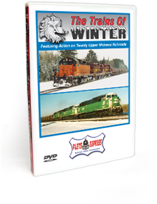 The Trains of Winter DVD Video