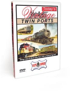 Today's Vintage Twin Ports DVD Video