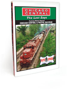 Chicago Central The Last Days DVD Video