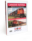 Canadian National Mainline Across Wisconsin DVD Video
