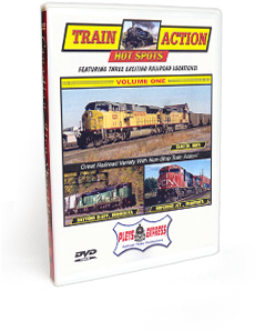 Train Action Hot Spots <br/> Volume 1 DVD Video
