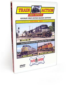 Train Action Hot Spots <br/> Volume 2 DVD Video
