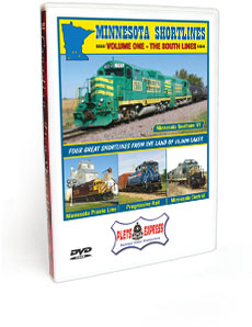 Minnesota Shortlines <br/>  Vol. 1 The South Lines DVD Video