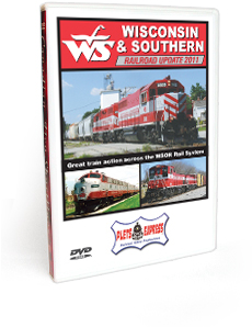 Wisconsin & Southern Railroad <br/> Update 2011 DVD Video