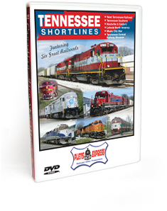 Tennessee Shortlines DVD Video
